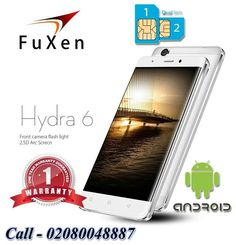 "http://www.myphonecard.co.uk/index.php?route=product/product&path=129&product_id=490 - £99 Only - Best Cheap Smartphone UK - Fuxen Hydra 6 Dual SIM Android Phone  Previous Price - £179 , Introduction Offer - """"£99 Only""""  Please Note that """"FREE DELIVERY"""" will be provided to your address!  Features: -  * Android 5.1 OS * 5.0"" HD IPS Display * 2.5D Arc Touch Screen * Front Camera- LED 2.0 Megapixel * Rear Camera - 8.0 Megapixel * 3G Dual Sim Card (Dual Standby) * MT6580 Quad-core Processor…"