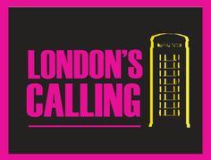 Graphic Print London's Calling