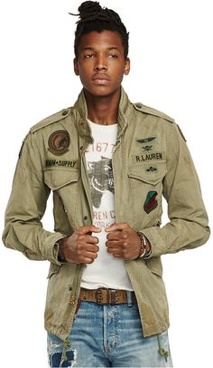 Luxury & Vintage Madrid, bring you the world's best selection of contemporary and vintage clothing, discover our top brands. Militar Jacket, Denim Jacket Men, Camisa Slim, Camisa Polo, Herren Style, Carhartt Jacket, Casual Wear For Men, Dope Fashion, Mens Fashion