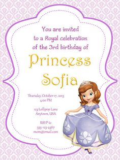 324 Best Invitations Images On Pinterest In 2018 Birthday