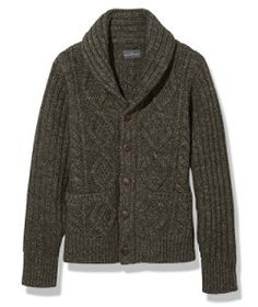 In The Glade - Jacques Costuming   #LLBean: Signature Mapleton Wool Sweater, Shawl Collar Cardigan