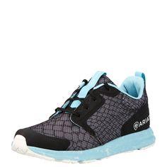 Sneaker Ariat Fuse Grey Snake
