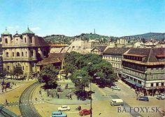 Staré a ešte staršie fotky Bratislavy | Človek a mesto Bratislava, Old Photos, Most Beautiful Pictures, Dolores Park, Street View, Mansions, House Styles, City, Times