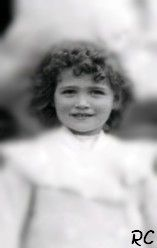 Maria at age 4.