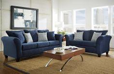 9401 Elizabeth Royal Sofa & Loveseat