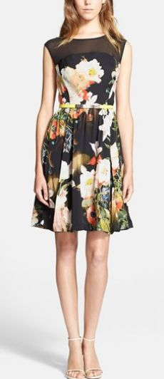 Pretty print by Ted Baker London