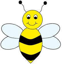 free bumble bee cartoon free vector for free download about 3 rh pinterest com Bumble Bee Drawing bumble bee cartoon image