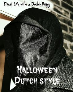 Expat Life With a Double Buggy: Halloween Dutch Style