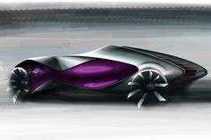 Citroen EV Doesn't Want The Family Image | Yanko Design