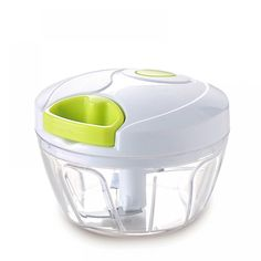 Portable Manual Vegetable Fruit Garlic Chopper Hand Pull Food Processor Onion for sale online Food Processor Price, Food Processor Recipes, Tupperware, Vegetable Chopper, Portable Food, Food Chopper, Blender Recipes, Cake Decorating Tools, Greens Recipe