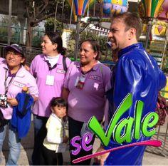 Raul con sus fans