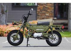 車両情報:ホンダ モトラ | 株式会社 サッシュ | 中古バイク・新車バイク探しはバイクブロス
