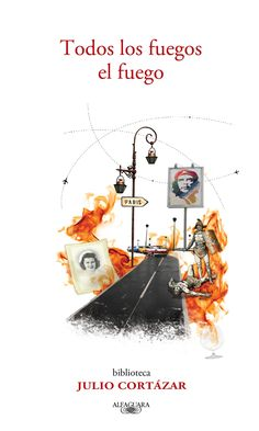 Todos los fuegos el fuego es el título de uno de los libros de cuentos del autor argentino Julio Cortázar, publicado en 1966. Considerado como uno de los mejores libros de relatos de Cortázar, reúne ocho cuentos de trabajada composición. Es considerada un clásico de la literatura castellana y varios de estos títulos son considerados clásicos en su obra. Diseño de portada: Brenda Taborda