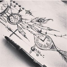 Tattoo Vorlage.