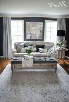 15 Interior Design Ideas For Classic Living Room 1