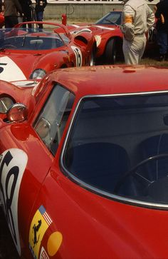 Ferrari Le Mans 1964 | Flickr - Photo Sharing!