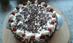 Schwarzwälder Cakes And More, Tiramisu, Pie, Ethnic Recipes, Desserts, Linzer Torte, Food, Cherries, Black Forest Cake