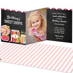Create a fun theme for your birthday boy or birthday girl with these new kids party decorations! Everything from bunting banners to cupcake flags to table cards and more. #birthday #partydecorations