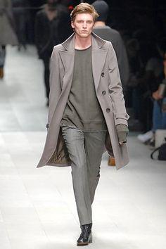 Burberry Fall 2007 Menswear Collection Photos - Vogue