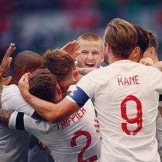 England National Football Team, England Football, Gary Cahill, Gareth Southgate, John Stones, Harry Kane, Football Is Life, World Cup 2018, Coming Home