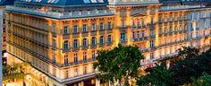 Top 5 Luxury Hotels in Vienna Luxury Hotels, Hotels And Resorts, Luxury Travel, Austria, Vienna Hotel, The Great Escape, Grand Hotel, Switzerland, Facade