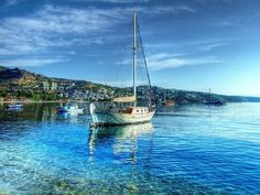 Turkbuku, Bodrum,Turkey.  One of my favourite places on the Bodrum Peninsula.
