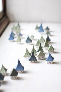 small houses by kuushin, japan