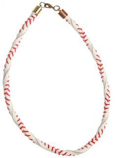 Best prices on Necklace made baseball leather in Necklaces & Pendants online. Visit Bizrate to find the best deals on top brands. Read reviews on Jewelry & Watches merchants and buy with confidence.