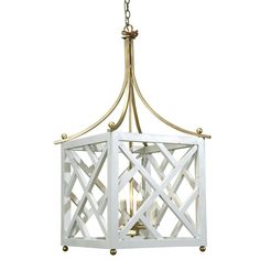 Lowcountry Originals Chippendale White