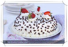 Mi dulce tentación: Tarta bizcocho de Yogurt