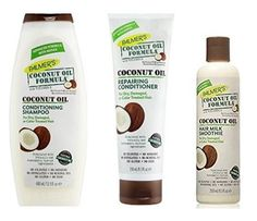 Palmers Coconut Oil Formula Haircare Set III Shampoo 135oz Conditioner 85oz Hair Milk 85oz >>> Check out the image by visiting the link.(This is an Amazon affiliate link and I receive a commission for the sales)