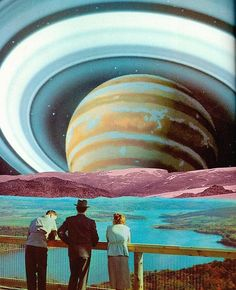 Distant Horizons' amazing work by Felipe Posada
