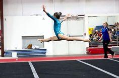 You got it, flaunt it!   #ChampionsWestlake #NitroCompetitiveTeam #Gymnastics Tag Photo