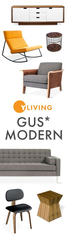 Shop Gus Modern Furniture at YLiving. Elegant and practical designs will bring stylish sophistication to your space, all from Gus Design Group. Steel Furniture, Home Furniture, Furniture Styles, Furniture Design, Buy Chair, Living Room Modern, Folding Chair, My New Room, Decorating Your Home