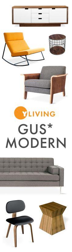 Gus* Modern Sale. Save 15% through January 31, 2015.