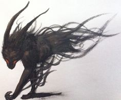 shadow creature - Google Search                                                                                                                                                      More