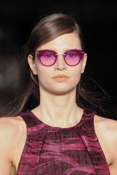 Felder Felder fuschia glasses