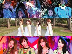 SECRET, T-ara N4, or 4minute, which girl group comeback stage did you like the most?