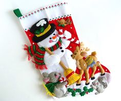 Hey, I found this really awesome Etsy listing at https://www.etsy.com/listing/469952913/christmas-stocking-finished-bucilla