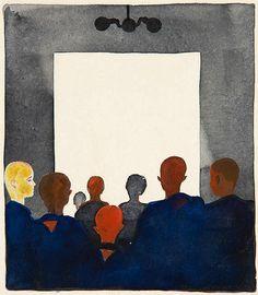 Deineka Artist Painting, Painting & Drawing, Socialist Realism, Soviet Art, Art N Craft, Russian Art, Caricature, Illustrators, Illustration Art