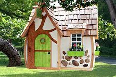 Playhouse Dreams: Fairy Cottage