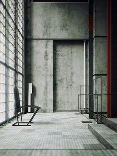 Maison de Verre |  Pierre Chareau | Bernard Bijvoet | Louis Dalbet