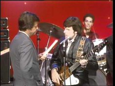 "THIS DAY IN ROCK HISTORY: April 10, 1961: Del Shannon is the guest on ABC-TV's American Bandstand, singing his recent breakthrough hit, ""Runaway."""