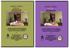 Ashi-Thai Posterior/Anterior combo DVD set