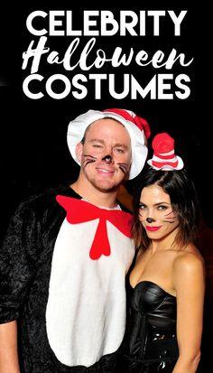The Best Celeb Halloween Costumes