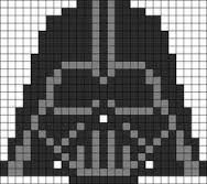 Image result for how to do pixel crochet afghan