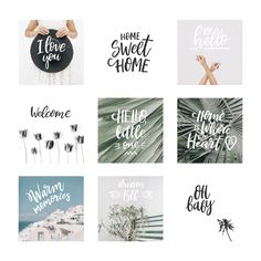 This bundle includes 36 hand written quotes and words, you can check them all out in the preview.  They can be used as photo overlays for your family photobooks or social media like Instagram.  #brushlettering #qoute #moodboard #Handlettering #lettering #typography #brushtype #designinspiration #goodletters  #handmadefont #moderncalligraphy #calligratype #calligraphy