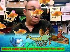 saturday weather @pleasure angling tackle & bait shop deal kent 23rd april