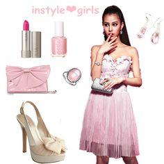 cheap pink short summer dresses instylegirls