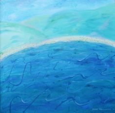 90x90 cm  acrylic paintings on canvas, My own paintings : Ask me to informations and prices on email : ivana.pelouchova@...